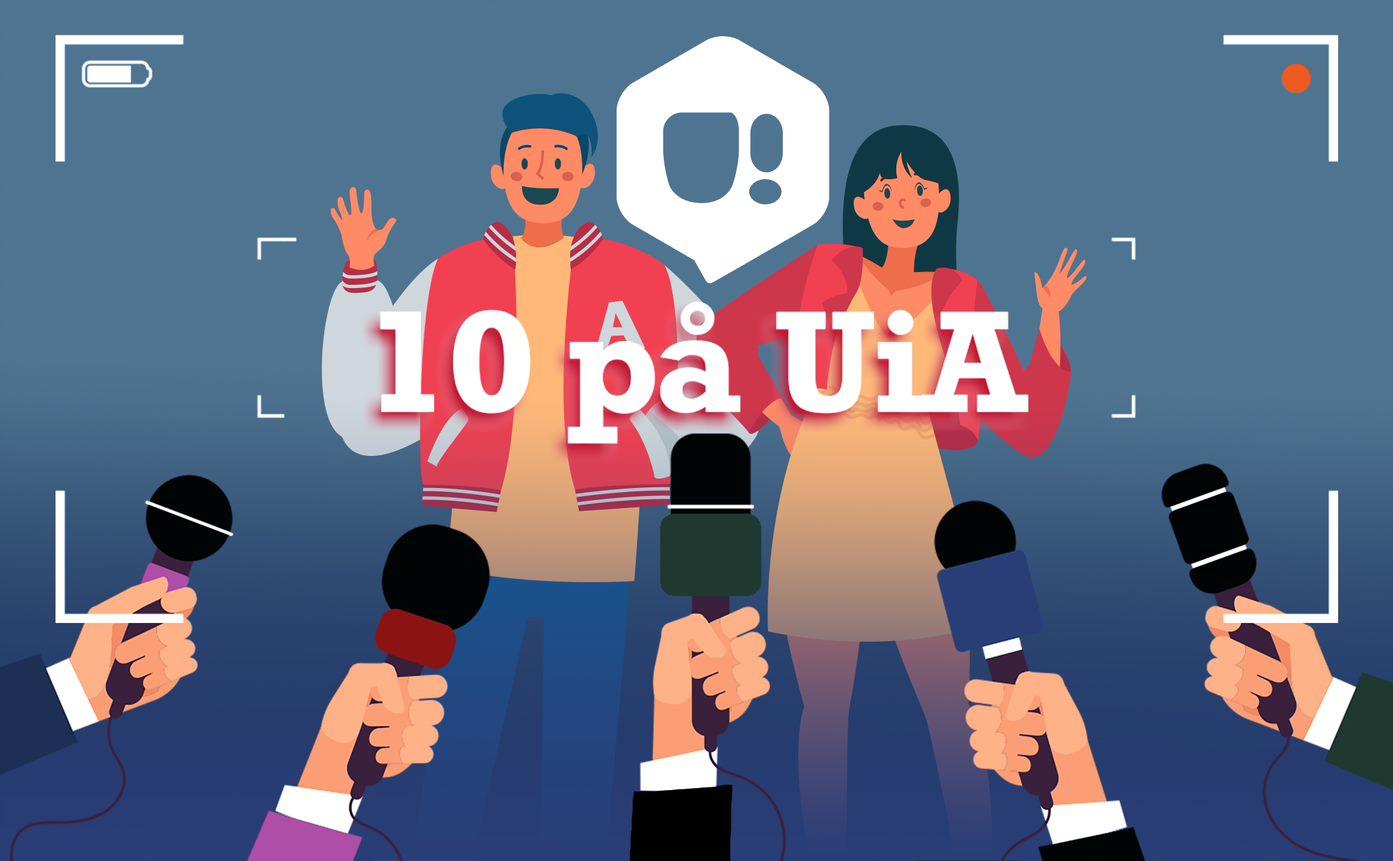 10 på UiA – Nyttårsforsett 2021– Digital versjon