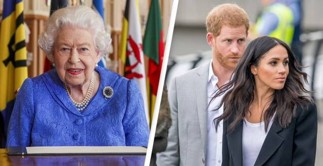 Abolish The Monarchy Trends In UK After Harry And Meghan's Interview -  UNILAD