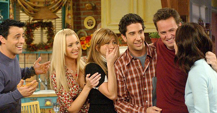 People Who Still Watch Friends Make Cast $20 Million-A-Year Each friendsFacebookThumb Recovered