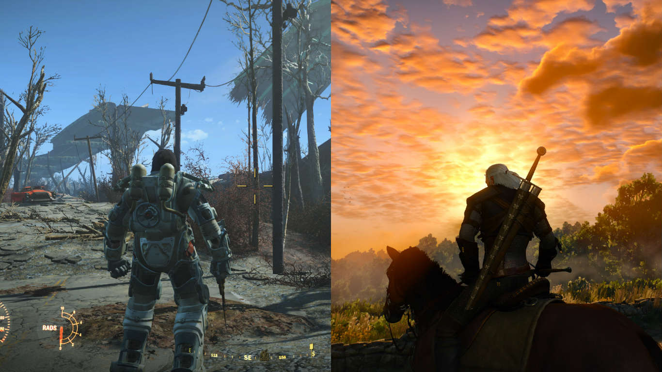 Awesome Fallout 4 Mod Brings In Gear From The Witcher 3