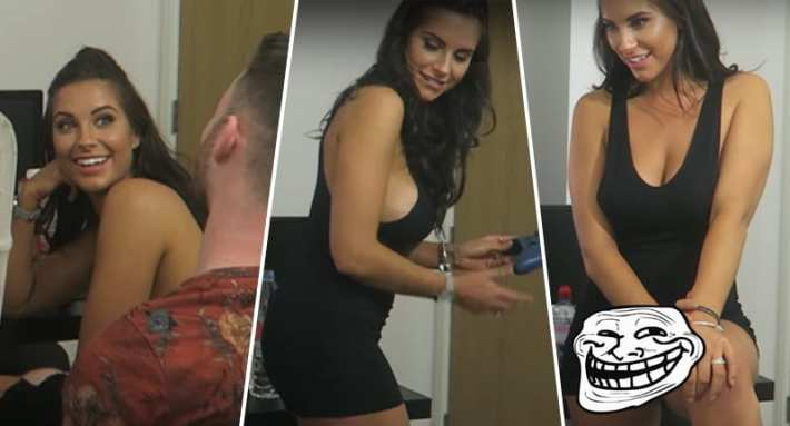 Love Island Star Trying To Seduce Boyfriends Mate Video Goes Viral 33078UNILAD imageoptim Sex prank too farFB