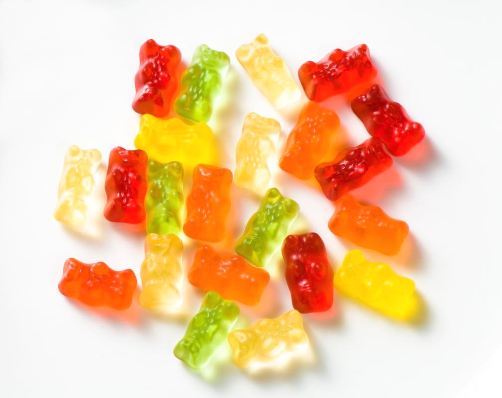 Haribo Gummy Bears Calories