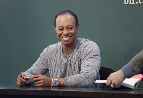 Tiger Woods Arrested By Police In Florida 655668960