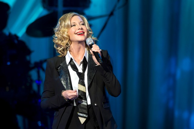 Olivia Newton John Reveals She Has Been Diagnosed With Cancer GettyImages 163626567