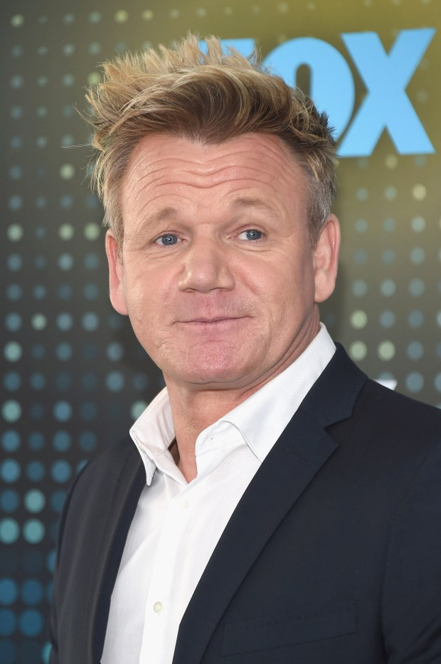 Gordon Ramsay Explains Why He Flies First Class But His Kids Fly Economy GettyImages 683780360