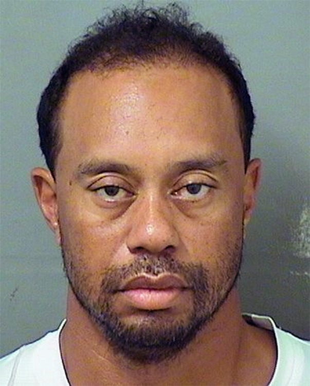 Tiger Woods Police Report Reveals State They Found Him In At Wheel GettyImages 689757316