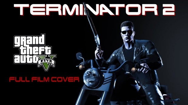 Fan Remakes All Of Terminator 2 In GTA V hq720