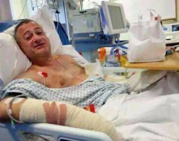 Lion Of London Bridge Took On London Terror Attackers With Bare Fists Shouting F*ck You, Im Millwall 18838937 10209382709108086 625188556067286619 n