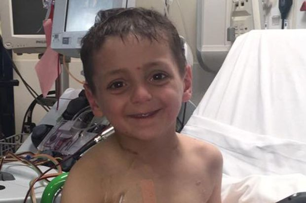 Bradley Lowerys Mum Reveals He Only Has Weeks To Live Bradley lowery Brave