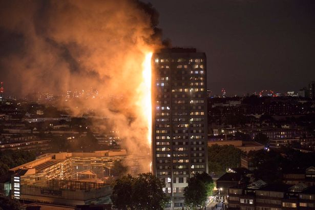 Family Of Five Thought To Have Died In Grenfell Tower Fire Found Alive grenfell 1