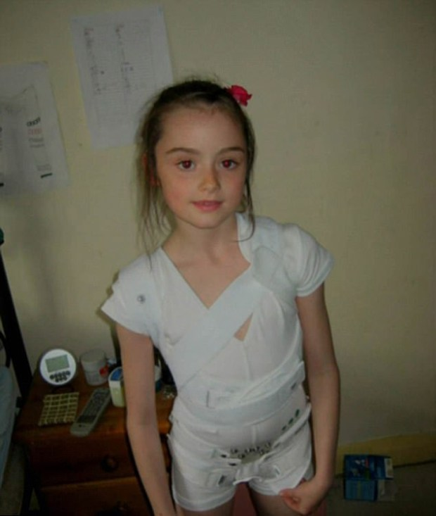 Simon Cowell To Pay £78,000 For Britains Got Talent Finalists Life Changing Surgery julia 1