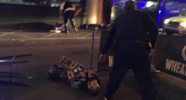 Pictures Of At Least One London terrorism Suspect Released ldntrrfb