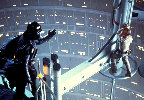Image result for No, I am your father
