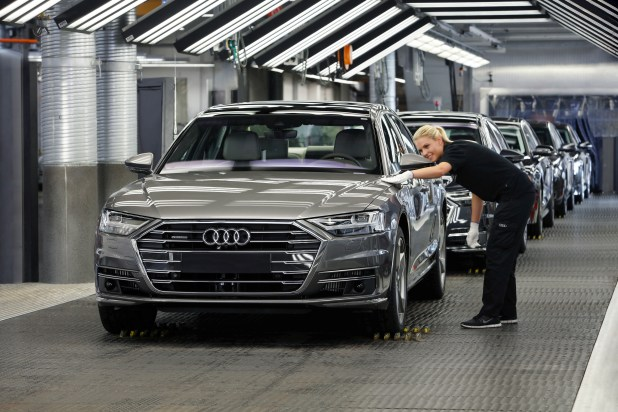 Is The New Audi A8 The Most Technologically Advanced Car Yet? A178330 medium