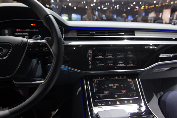 Is The New Audi A8 The Most Technologically Advanced Car Yet? MG 3582