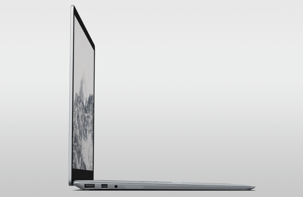 Microsoft Surface Laptop Review: Very Stylish And Secure Screen Shot 2017 07 13 at 13.46.20