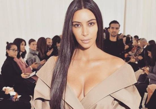 Kanye West Terrified New Leaked Images Will Ruin His Marriage kim k 1