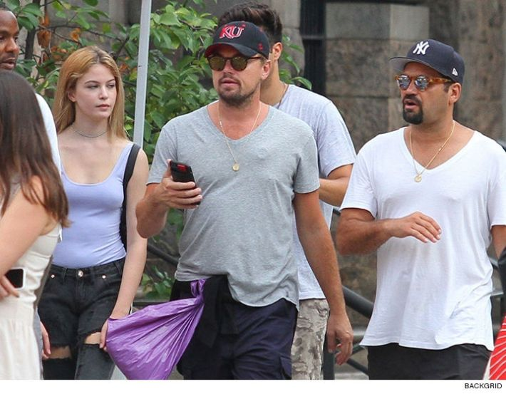 Fans Worried After Latest Picture Of Leonardo DiCaprio leo leo leooo