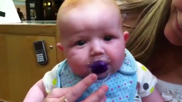 Mum Reveals Why She Pierced Her Babys Ears After Video Goes Viral mum defends dec 9941