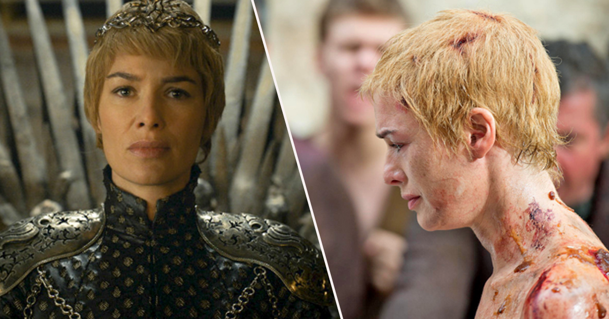Heres Why Cerseis Hair Doesnt Grow Back In Game Of Thrones