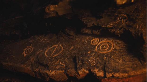 Why Those Cave Paintings In Game Of Thrones Were Weirdly