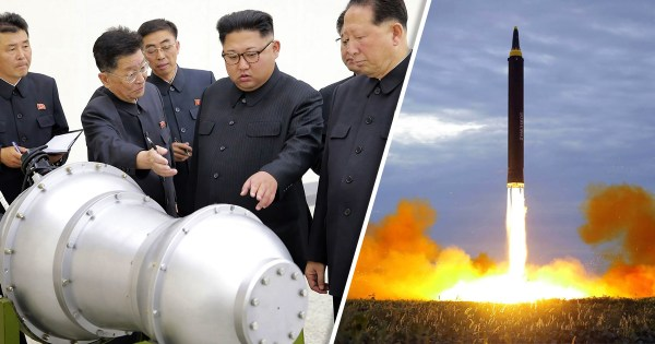 North Korea Claims Successful Nuclear Test Of Biggest Bomb Yet