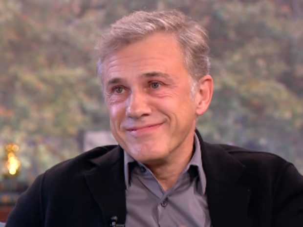 Christoph Waltz Gets Asked Most Awkward Question Ever About Sexual Assault Christof Awkward Face 624x468