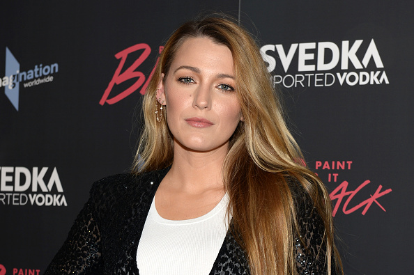 Blake Lively Reveals Details Of Dark Sexual Harassment GettyImages 683599438