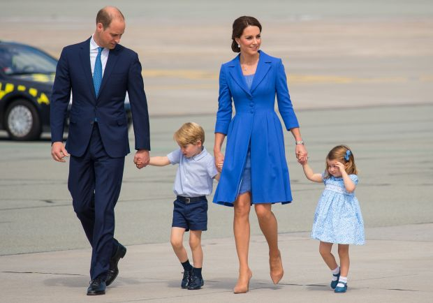 Kate Middleton Subjected To Vile Abuse For New Photo PA 32648033