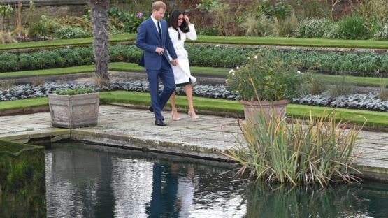 Prince Harry And Megan Markle Reveal How He Proposed 98956723 harry meghan getty