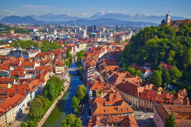 The Safest Countries To Be In If (When) World War Three Breaks Out Ljubljana made by Janez Kotar