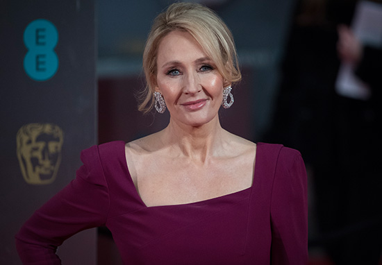 People Who Read Harry Potter Are Better Humans In General, Study Says Rowling web