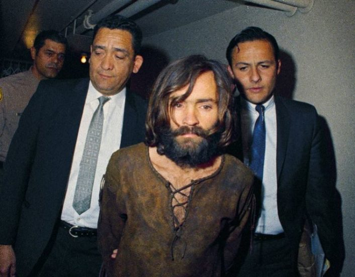 GoFundMe Shut Down Page Raising Money For Charles Mansons Funeral manson 1 706x552 1