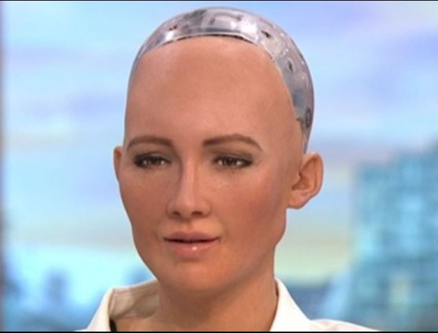 Worlds First Robot Citizen Wants To Start Family ro ot web