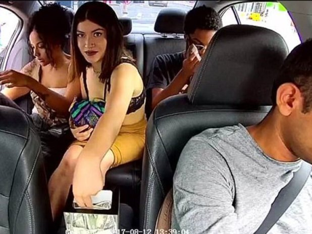 Girl Caught In The Act By Uber Driver Identified, Quits Instagram theft 1 736x552 1