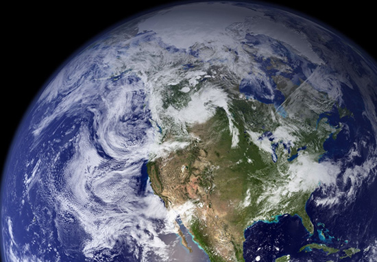Scientists warn about fate of the earth.