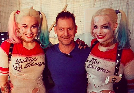 Image result for Margot robbie stunt double