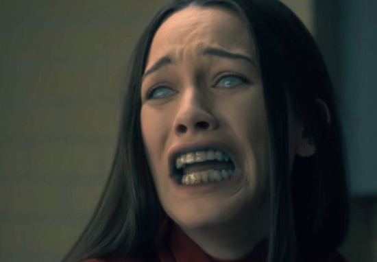The Haunting of Hill House  Netflix's New Horror Show Is So Scary It's Making People Pass Out Hill House A