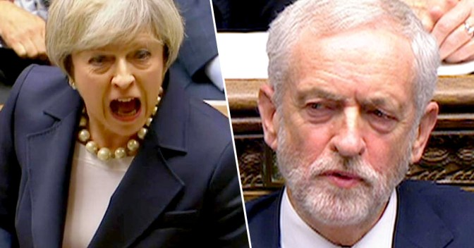 "BY : CHARLIE COCKSEDGE 7.3k SHARES Theresa May/Jeremy Corbyn prime ministers questionsBBC Leader of the Labour party Jeremy Corbyn has been accused of calling prime minister Theresa May 'a stupid woman' by Conservative MPs.  The comments apparently came at the end of prime minister's questions today (December 19).  MPs are claiming Corbyn muttered the insult under his breath after May mocked his decision not to call a vote of confidence towards the prime minister.  The pair were engaging in another heated debate at PMQs, and the apparent insult came after the pair's final exchanges of the session.  You can watch the moment here:   MPs are claiming Corbyn muttered the comment after May replied to one of his questions, saying:  I know it's the Christmas season and the pantomime season. He's going to put a confidence vote – oh yes he is, oh no he isn't. I've got some advice.  Look behind you! They are not impressed and neither is the country.  With nothing better to do after the debate – I'm guessing the government has some spare time on its hands with nothing big looming on the horizon like, erm, Brexit – a number of Conservative MPs raised the issue with May in the House of Commons, with former Tory chair Patrick McLoughlin, asking the Speaker, John Bercow, to censure Corbyn.  The MPs who raised the matter were the Commons leader Andrea Leadsom, the Conservative vice-chair Paul Scully, Tory backbencher Anna Soubry, as well as McLoughlin.  Bercow, however, refused to intervene, saying he did not hear or see the exchange.  jeremy corbyn speakingGetty Leadsom then criticised Bercow himself, and claimed he'd not apologised after he once apparently called her a 'stupid woman' in another debate in May this year. The Speaker was reported to the standards watchdog over the incident, The Guardian reports.  Shortly after the alleged insult, Paul Scully mentioned it to the prime minister.  He said:  This year, when we've been celebrating 100 years of women getting the vote, do you think it's appropriate language to call people a 'stupid woman' in this chamber?  May replied:  Can I say to my honourable friend that I think that everybody in this house, particularly in this 100th year of women getting the vote, should be aiming to encourage women to come into this chamber, and to stand in this chamber and should therefore use appropriate language in this chamber when they are referring to female members.  While you can't hear what Corbyn is saying on video footage from the incident, some people are suggesting he said 'people', rather than 'woman', referring to the Tory party as a whole.  Many people also picked up on the fact an issue like this is easily jumped on in order to distract from other matters.  One person wrote:  Quite something to see the British media making more of what Jeremy Corbyn did/did not say than they did when Theresa May reinstated the whip for a confidence vote in herself to two men still under investigation for sexual assault. Priorities, hey?  Quite something to see the British media making more of what Jeremy Corbyn did/did not say than they did when Theresa May reinstated the whip for a confidence vote in herself to two men still under investigation for sexual assault. Priorities, hey?🤷🏼‍♂️  — Liam Young (@liamyoung) December 19, 2018  The ""stupid woman"" row is a mildly interesting microcosm of our politics, I suppose: we can see Corbyn said ""woman"" not ""people""; experts can be found that say he said ""woman""; but he can still deny it, and his supporters will believe him. And eventually it will be forgotten.  — Stig Abell (@StigAbell) December 19, 2018  Another said:  Jeremy Corbyn spokesman: ""He did not call her a stupid woman so there's no basis for an apology. He said stupid people.""  Jeremy Corbyn spokesman: ""He did not call her a stupid woman so there's no basis for an apology. He said stupid people.""  — Kevin Schofield (@PolhomeEditor) December 19, 2018  Here's Corbyn responding to May at 1/4 speed.  He clearly says 'stupid people'. Verified twitter accounts, particularly political journalists, should look at this stuff before mindlessly tweeting inaccurate claims #PMQs pic.twitter.com/6LeYQUdkHb  — Aaron Bastani (@AaronBastani) December 19, 2018  A spokesperson for the Labour leader has said Corbyn said 'people', rather than 'woman'.  Speaker John Bercow has also said he'll now look at the footage of the alleged incident and would expect Corbyn to return to the House of Commons if he needed to make a finding against him.  Corbyn is expected to make a statement on the matter later today (December 19).  If you have a story you want to tell send it to UNILAD via stories@unilad.co.uk  Watch Next: Woman Sparks Fury From Disney Fans After Calling Aladdin 'Racist' This is a modal window.The media could not be loaded, either because the server or network failed or because the format is not supported. Thousands of NatWest Customers Are Receiving Large Refunds - Check For Yourself Money Advice & Help 