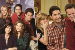 friends cast thumb  People Who Still Watch Friends Make Cast $20 Million-A-Year Each friends cast thumb 262x175