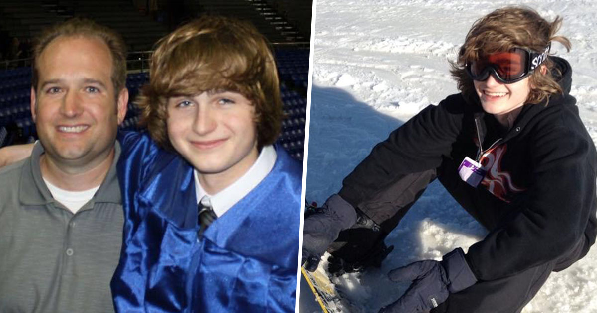Father speaks out after losing son to suicide