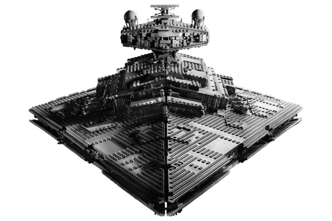 Lego Imperial Destroyer 2