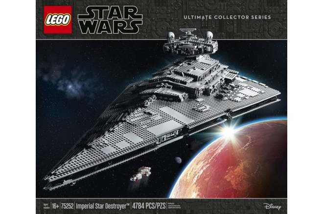 Lego Imperial Destroyer 3