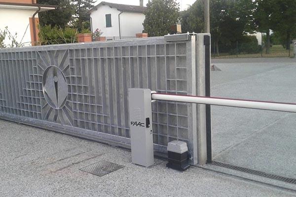 barriere automatiche per parcheggi ravenna