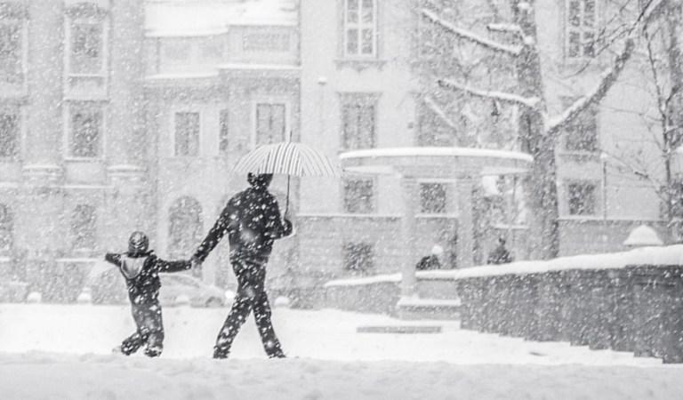 Hava 10 Derece Soğuyor! Gerçek Kış Merhaba Diyecek