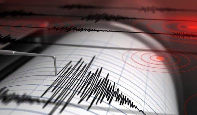 Çanakkale'de Deprem! İstanbul ve İzmir'de de Hissedildi!