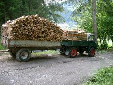 Holzfuhre 13m