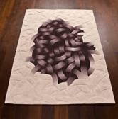 cute, unique rug
