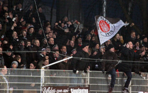 St. Pauli fans at Union in 2012 (4:2)
