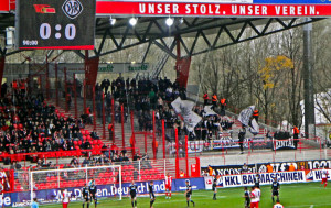 Aalen crowd last time - more pls.